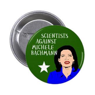 Científicos contra el botón de Micaela Bachmann