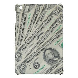 Cientos casos del iPad de los billetes de dólar mi iPad Mini Cárcasas