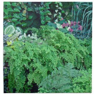 Cientos sombras de Verde-Verde son hermosas Servilletas De Papel