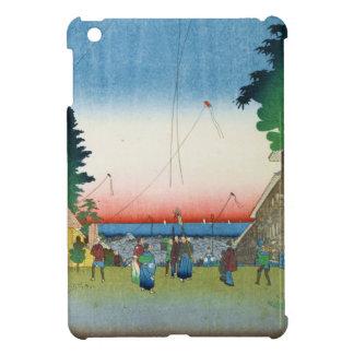 Cientos vistas famosas de Edo Ando Hiroshige iPad Mini Cárcasas