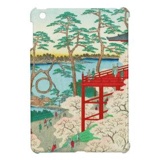 Cientos vistas famosas de Edo Ando Hiroshige iPad Mini Coberturas