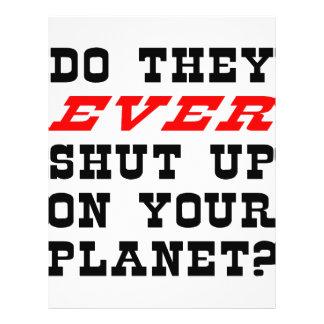 ¿Cierran NUNCA para arriba en su planeta? Tarjeton