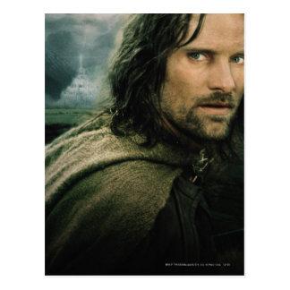 Cierre de Aragorn para arriba Tarjeta Postal