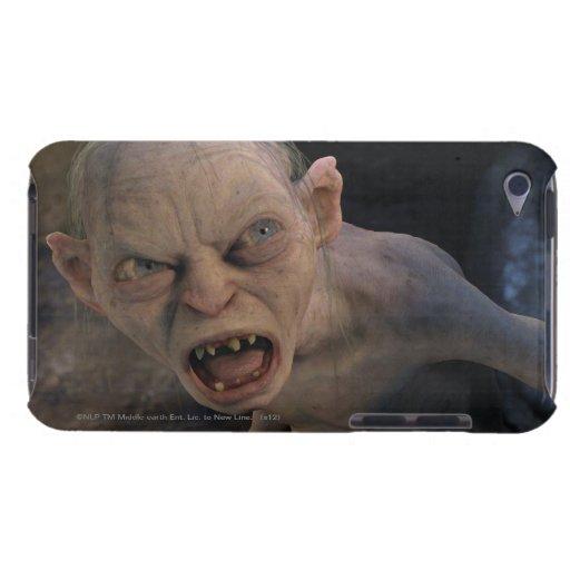 Cierre de Gollum para arriba Barely There iPod Cárcasa