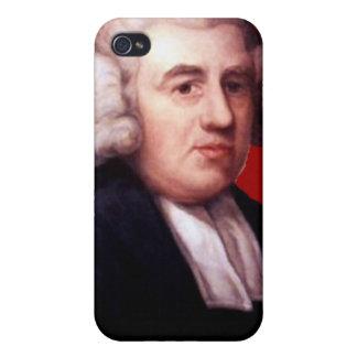 Cierre del caso de Juan Newton iPhone4 para arriba iPhone 4 Funda