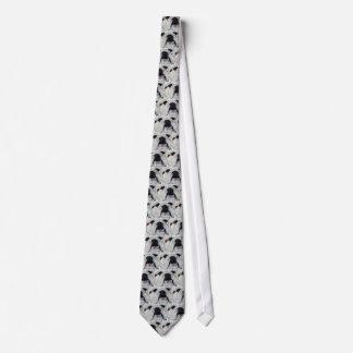 Cierre del dogo y personal ingleses corbata personalizada