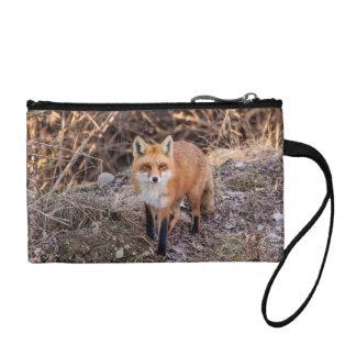 Cierre del Fox rojo para arriba y personal