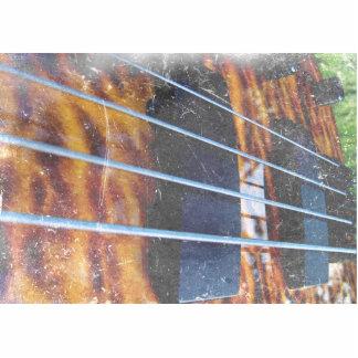 Cierre del puente del bajo de secuencia cuatro enc esculturas fotograficas