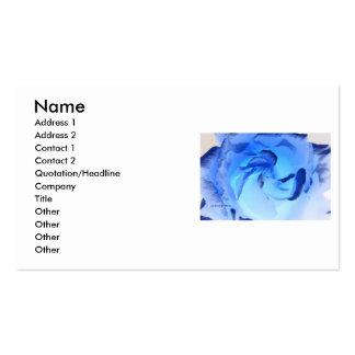 Cierre invertido del rosa amarillo para arriba plantilla de tarjeta personal
