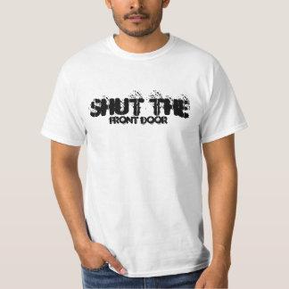 CIERRE la camiseta de la PUERTA PRINCIPAL Polera