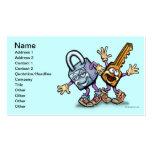 Cierre la llave de n tarjetas personales