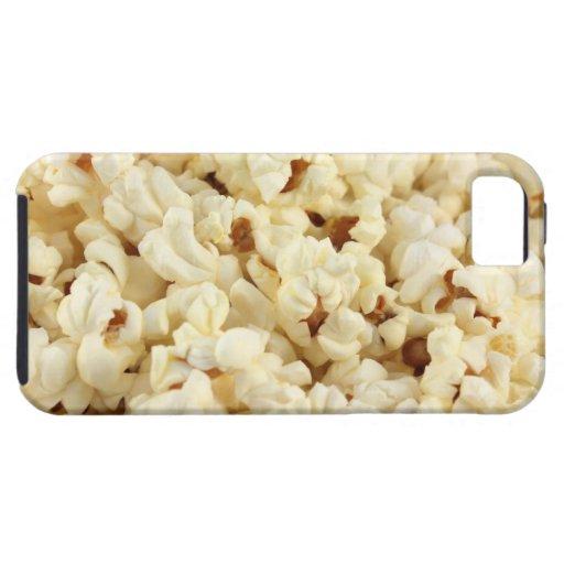 Cierre llano de las palomitas para arriba iPhone 5 protector