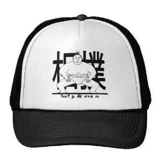 Cierre para arriba y muévase encendido gorras