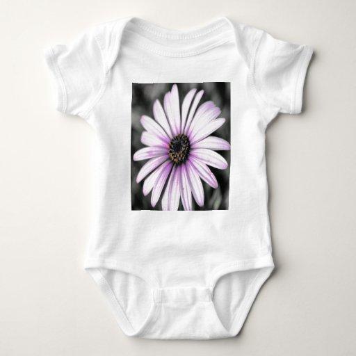 Cierre único magnífico para arriba de una flor body para bebé