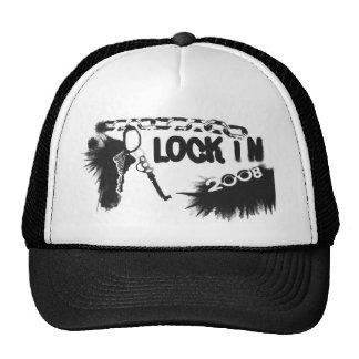 ciérrese en gorra