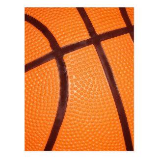 Ciérrese encima de baloncesto postal