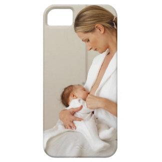 ciérrese encima de la opinión un bebé (6-12 meses) iPhone 5 cárcasa