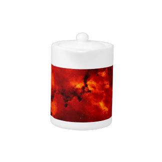 Ciérrese encima de la vista de la nebulosa Caldwel