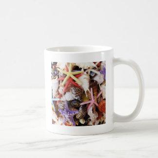 Ciérrese encima de las fotos de las estrellas de m taza de café