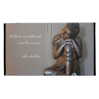 Ciérrese para arriba de Buda de plata pacífico