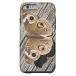 Ciérrese para arriba de la mariposa común del funda para iPhone 6 tough