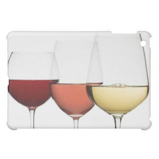 Ciérrese para arriba de los vidrios de diversos vi