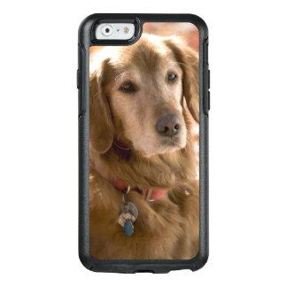 Ciérrese para arriba de perro de oro del labrador funda otterbox para iPhone 6/6s