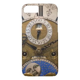 Ciérrese para arriba de un reloj viejo, Alemania Funda iPhone 7