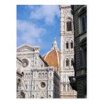 Ciérrese para arriba en Florencia Postales