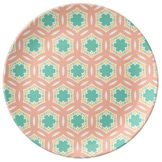 Cierta recogida aventurera divinamente platos de cerámica