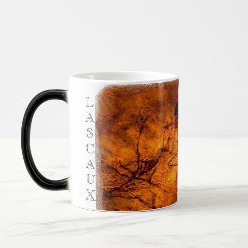 Ciervo común de Lascaux Taza De Café