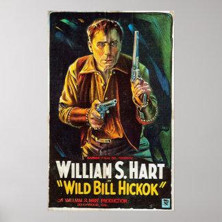 Ciervo de Bill - impresión Posters