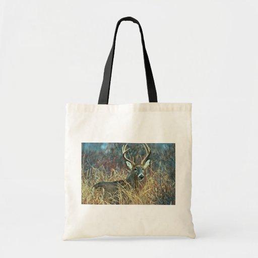 ciervos Blanco-atados Bolsas De Mano