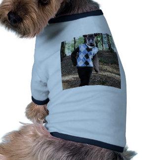 Ciervos Camiseta Con Mangas Para Perro