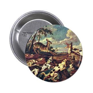 Ciervos de huevas de Vos Paul De (la mejor calidad Pin