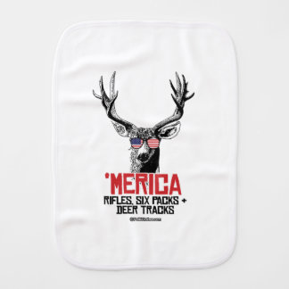 'Ciervos de Merican - rifles seis paquetes y Paños De Bebé