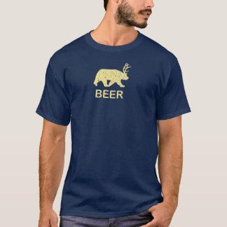 Ciervos del oso de la cerveza playera