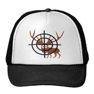 Ciervos del retículo gorras