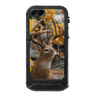 Ciervos del trofeo funda para iPhone 5 incipio ATLAS ID