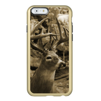 Ciervos del trofeo funda para iPhone 6 plus incipio feather shine