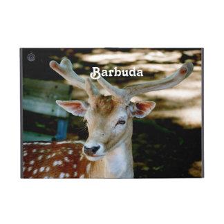 Ciervos en barbecho de Barbuda iPad Mini Coberturas