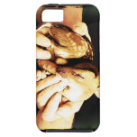 ciervos en manos iPhone 5 Case-Mate coberturas