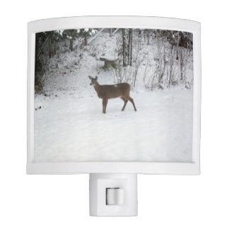 Ciervos Lámparas De Noche