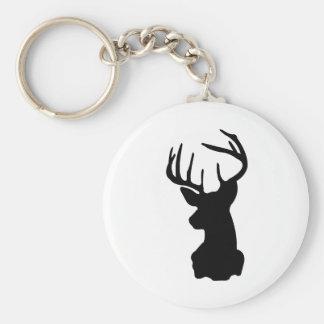 ciervos llavero redondo tipo pin