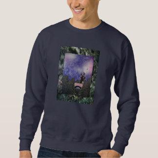 ciervos marbeled suéter