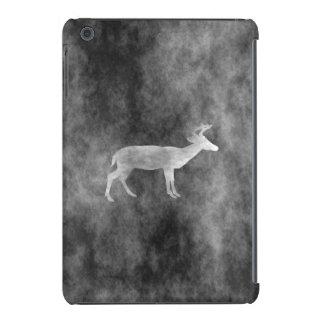 Ciervos oscuros del Grunge Funda De iPad Mini