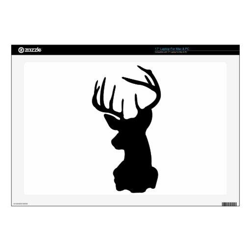 ciervos portátil 43,2cm skin