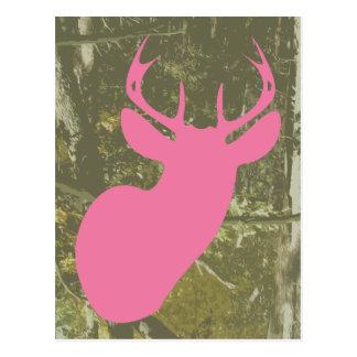Ciervos rosados + La postal del cumpleaños de Camo