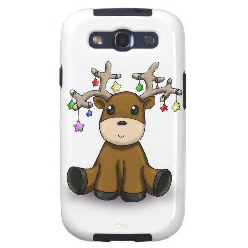 Ciervos Samsung Galaxy S3 Funda