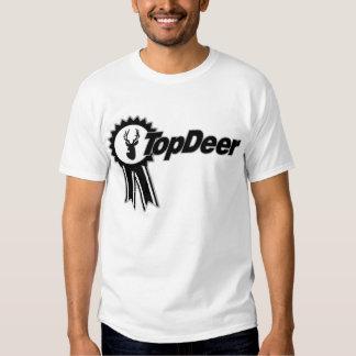 Ciervos superiores camisas
